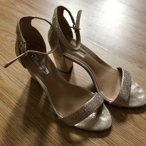 INC Champagne Heels - 7M - $15